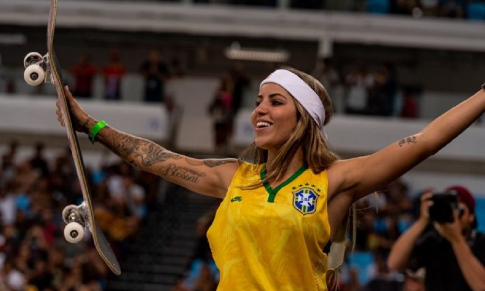 Letícia Bufoni - Jogos Olímpicos de Tóquio 2020