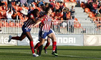 Ludmila é titular em vitória importante do Atlético de Madrid