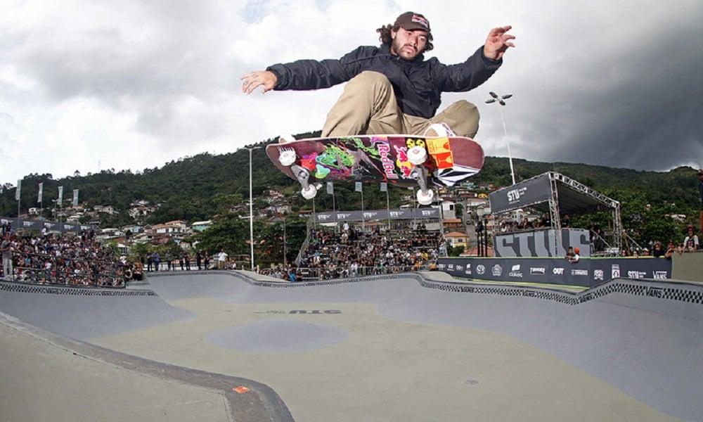 Pedro Barros  Skate park masculino