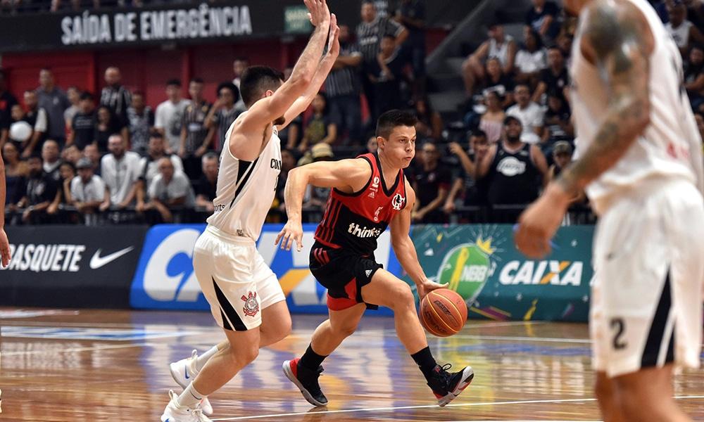 Ao Vivo Corinthians X Flamengo Quartas De Final Do Nbb