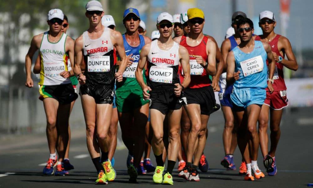 marcha masculina 20km jogos olímpicos tóquo 2020