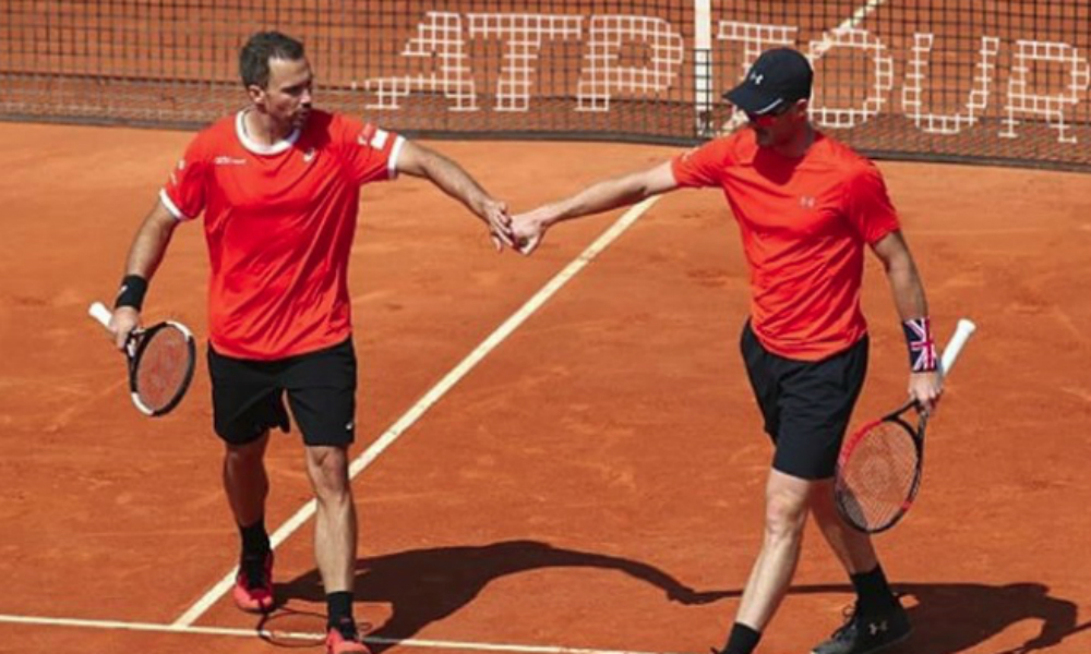Bruno Soares Jamie Murray troca de duplas tênis ATP 500 Barcelona