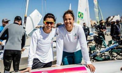 Ana Luiza Barbachan, ou simplesmente Ana Barbachan, é um atleta gaúcha da vela que participará de sua terceira edição olímpica nos Jogos Olímpicos de Tóquio 2020 na classe 470 feminina ao lado de Fernanda Oliveira