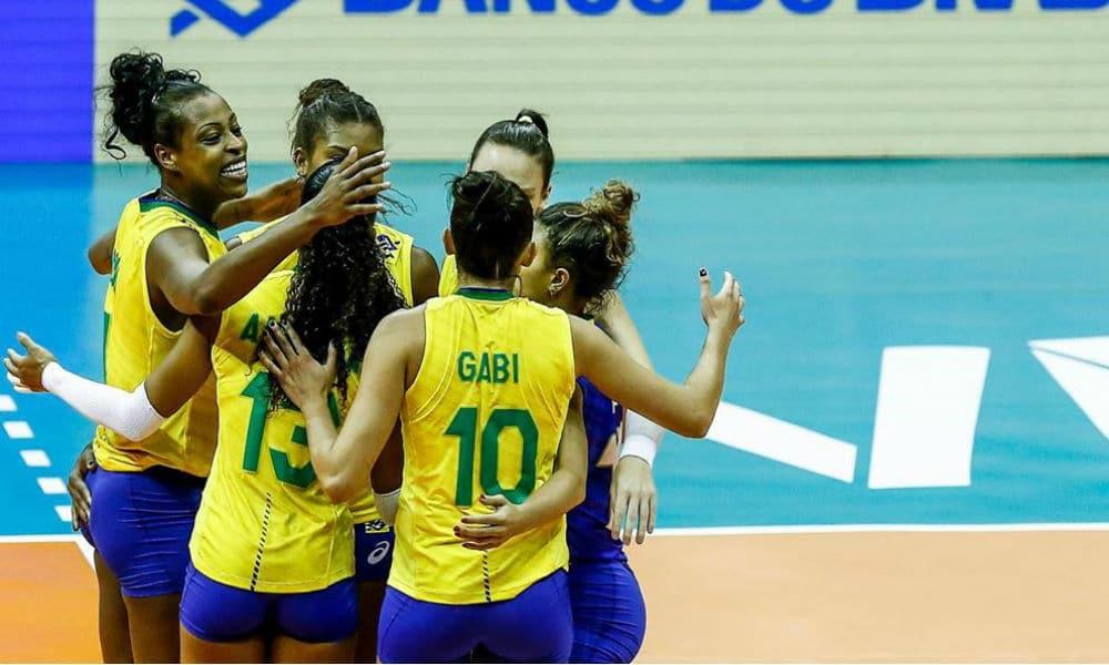 Brasil x china volei ao vivo