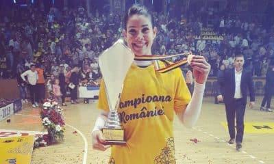 Samara Vieira handebol Romênia Liga ROmena