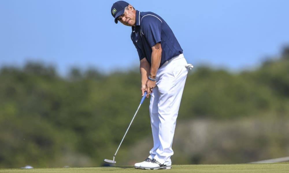 Asian Tour Adilson da Silva, no golfe