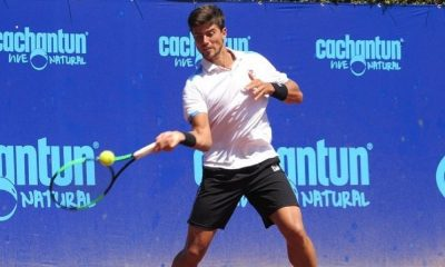 João Menezes, do tênis