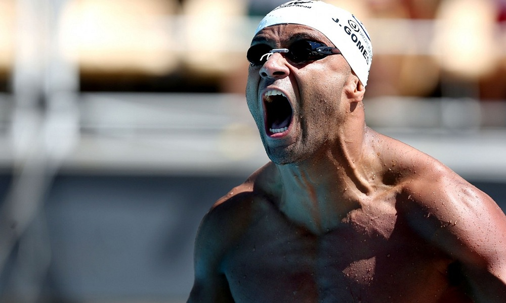 João Gomes Júnior foi ouro em Pequim na etapa da China da Champions Series de natação