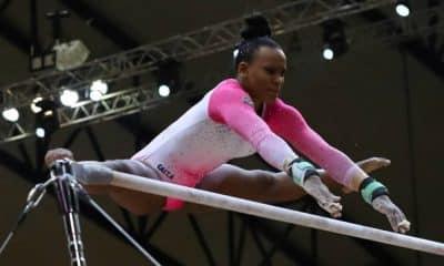 Rebeca-Andrade copa do mundo ginástica baku barras assiméticas