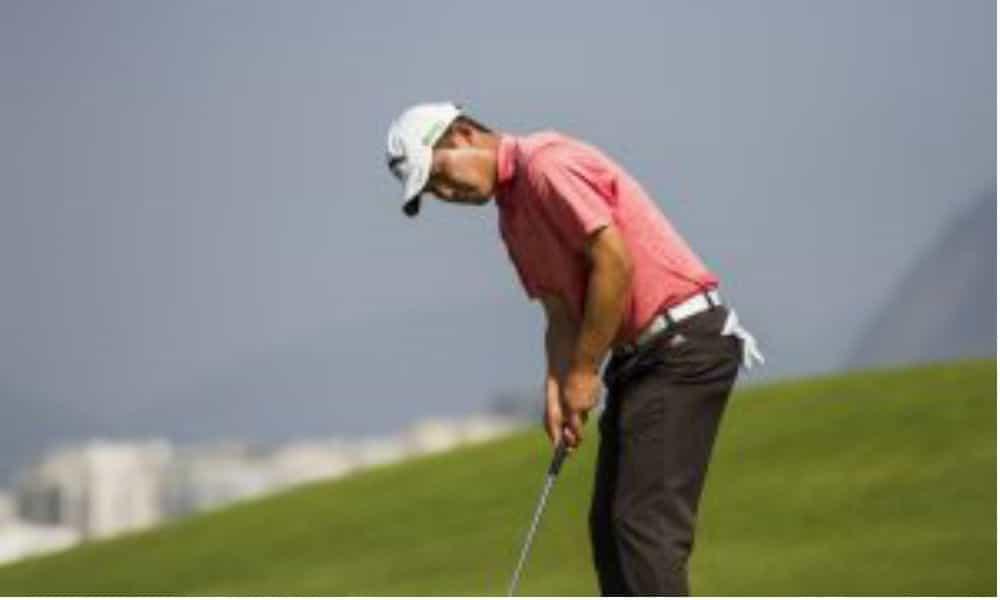 Rodrigo Lee Jogos Mundiais Militares Minor League golfe