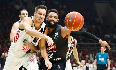 Flamengo e Franca Basquete na final do NBB