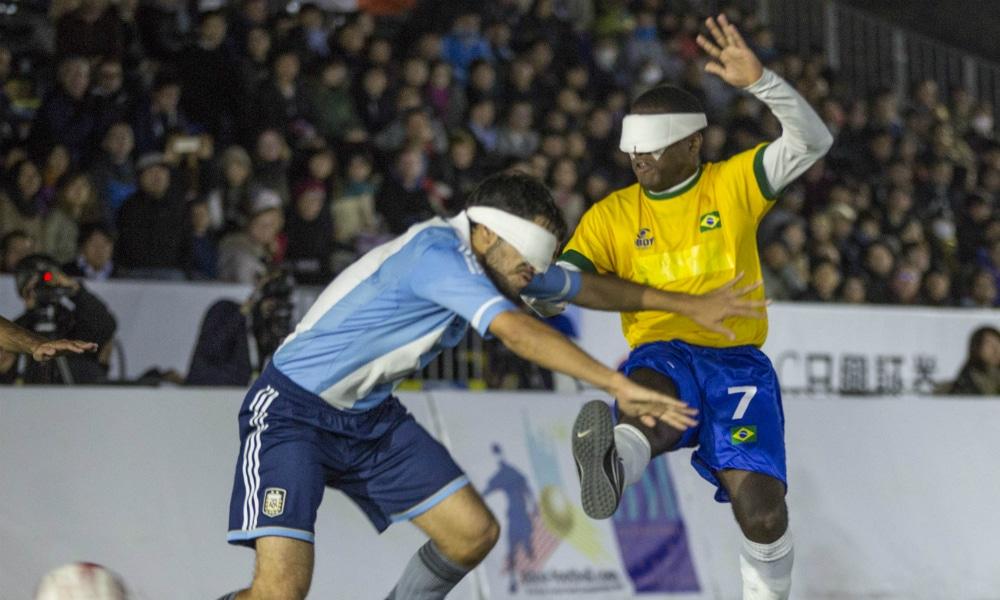 esporte paralímpico futebol de 5