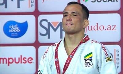 Kitadai foi ouro no Grand Slam de judô em Baku
