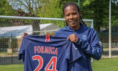 Formiga Paris Saint-Germain contrato