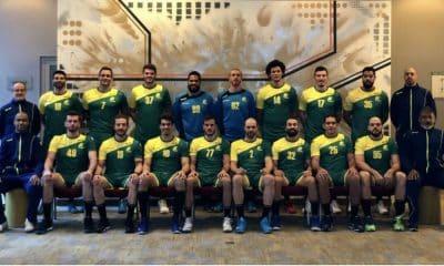 seleção masculina handebol brasileiro