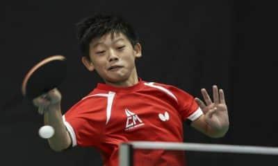Aberto Júnior da China de tênis de mesa