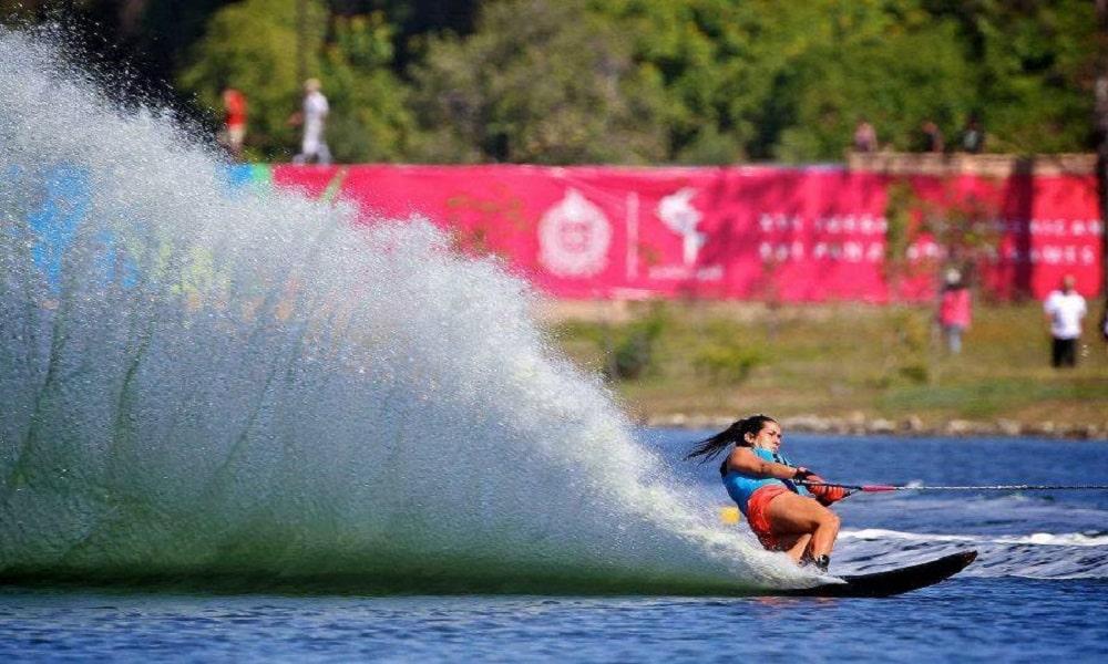 Slalom feminino