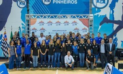 Crise econômica Pinheiros anuncia redução de 25% de salários de seus atletas