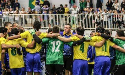 Seleção Brasileira de futebol de 5 Fábio Vasconcelos