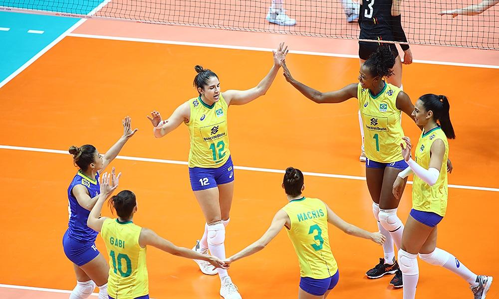 Liga das Nações de vôlei feminino