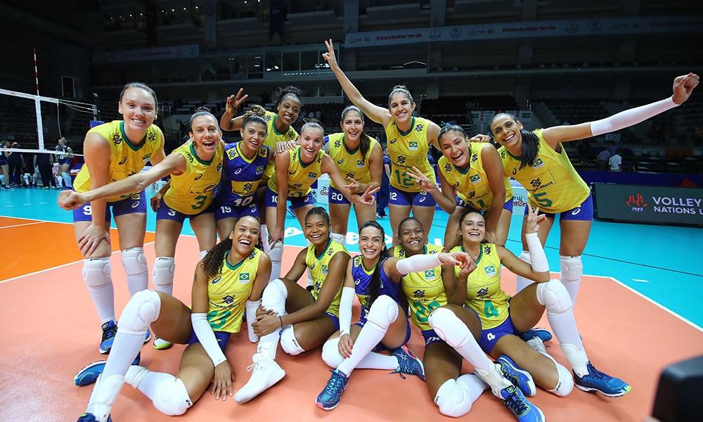 tabela vôlei feminino jogos olímpicos de tóquio 2020