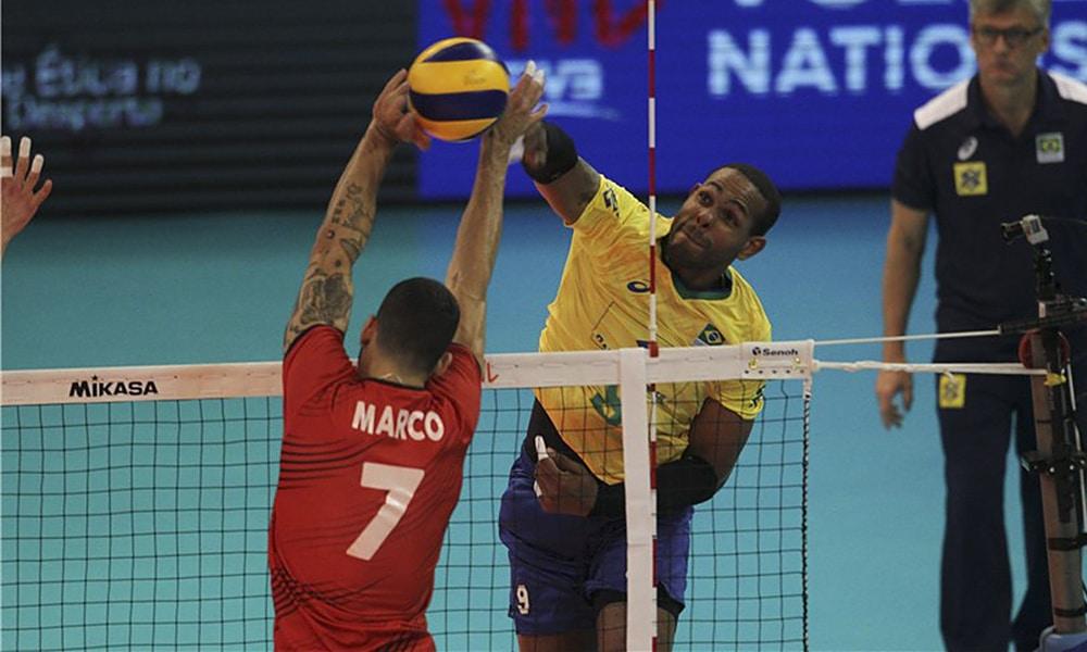 Brasil x australia volei masculino ao vivo