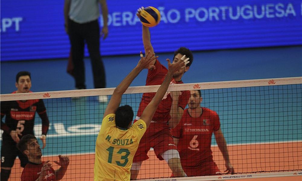 Maurício Souza - seleção brasileira de vôlei - Olimpíada de Tóquio 2020