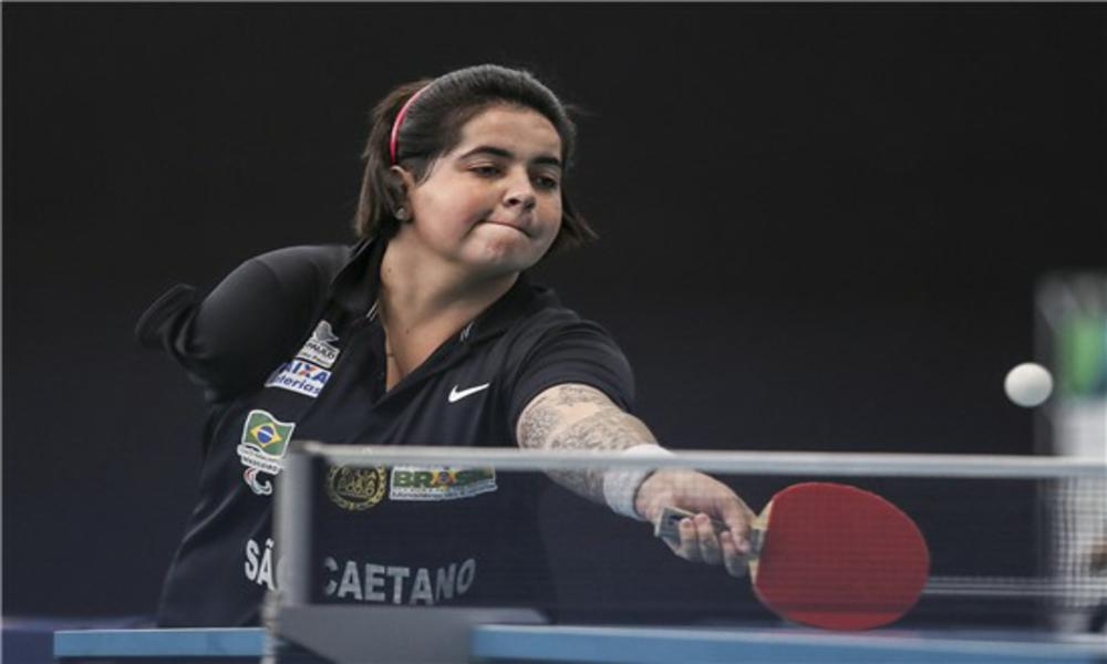 tênis de mesa brasileiras classificação paralimpíada tóquio-2020