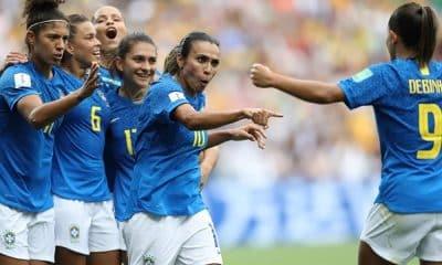 Copa do Mundo FIFA Marta melhor desempenho físico sorteio torneio de futebol jogos olímpicos de tóquio-2020