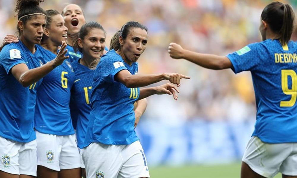Copa do Mundo FIFA Marta melhor desempenho físico