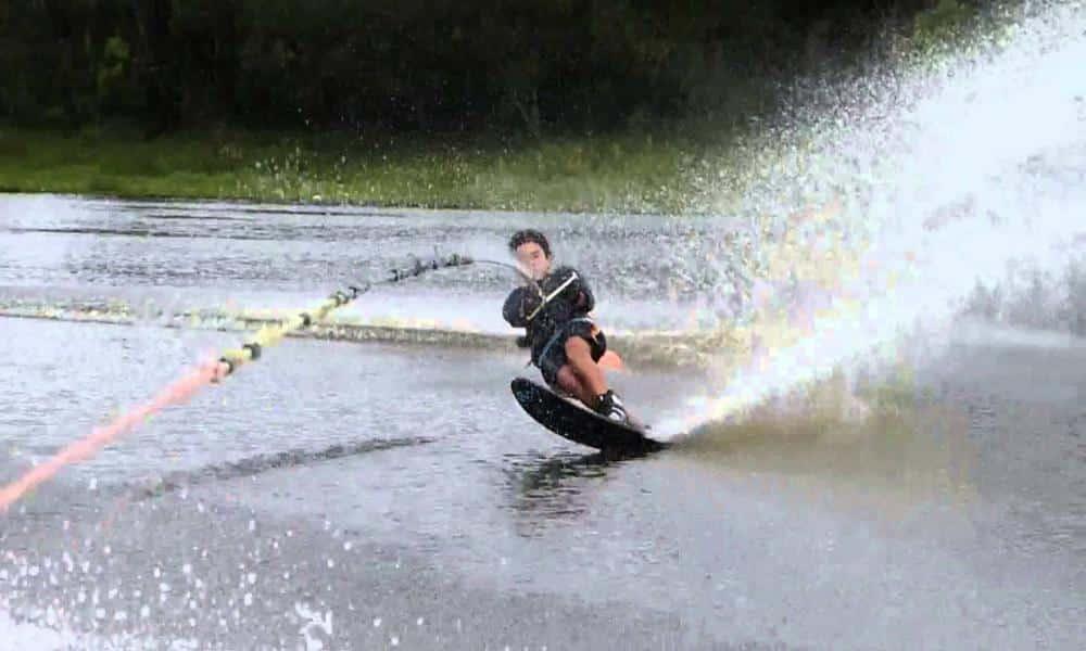 Slalom masculino