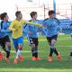 Seleção Sub-15 de futebol masculino fez 2 a 1 no Uruguai