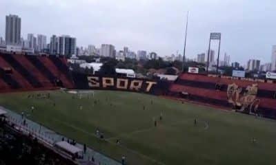 Sport vence clássico contra Santa Cruz pelo Brasileiro de Aspirantes