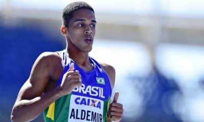 Aldemir Júnior atletismo 200m rasos Jogos Olímpicos Tóquio 2020