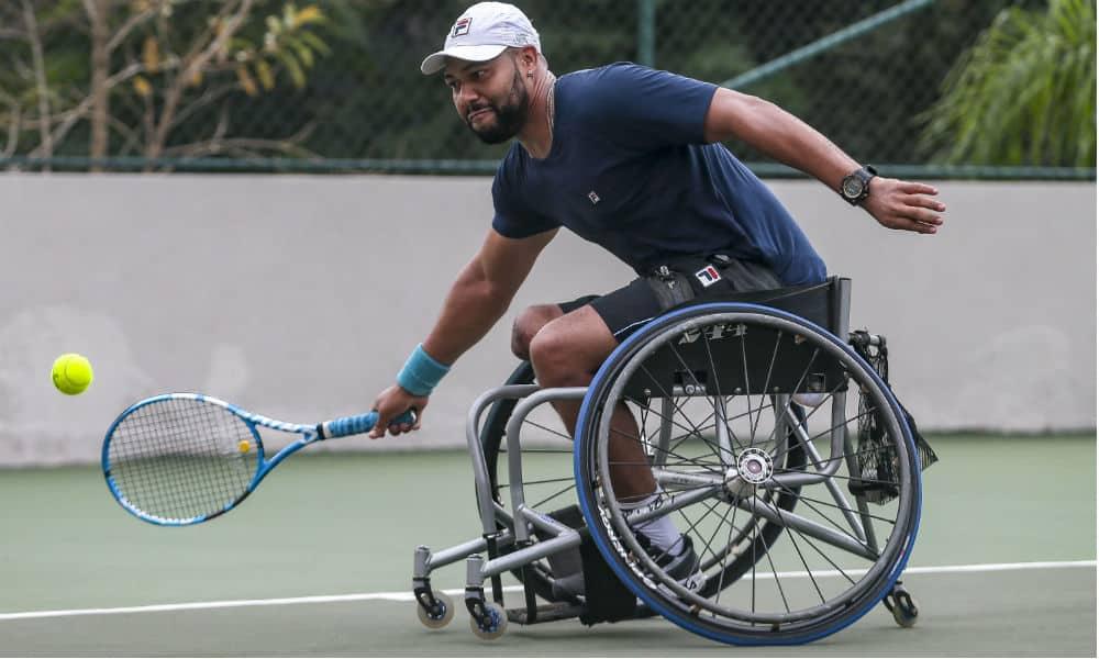 1361a0e5e Brasília Open recebe principais atletas do Tênis em Cadeira de Rodas