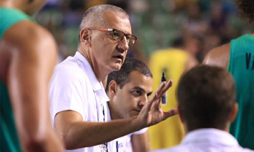 Petrovic Copa do Mundo de basquete