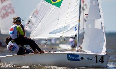 Brasil no Mundial da Juventude de Vela