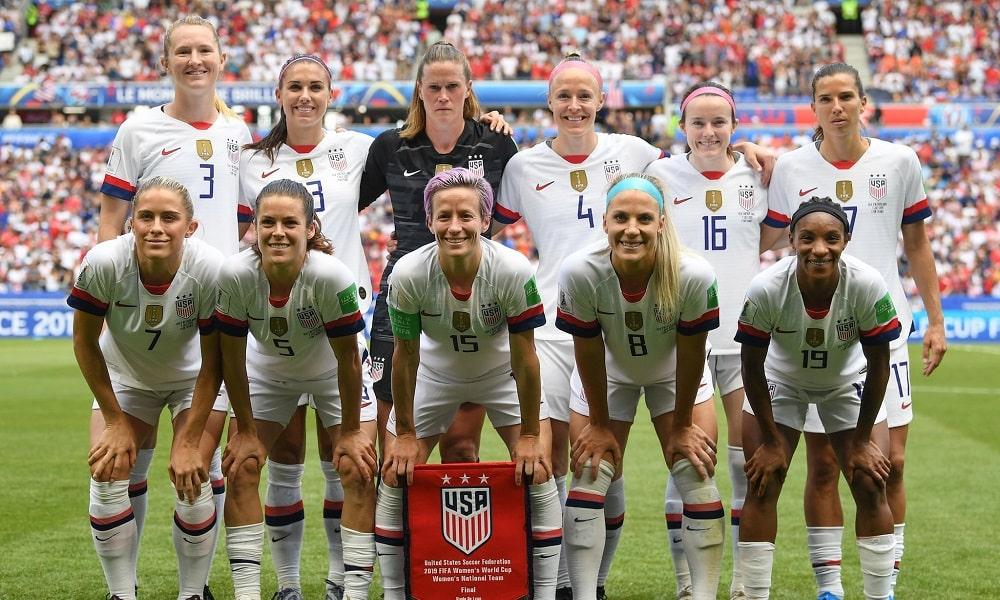 Estados Unidos favoritos ao título do torneio feminino dos Jogos Olímpicos de tóquio 2020