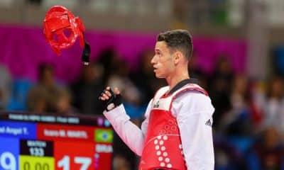 Ícaro Miguel open costa rica taekwondo