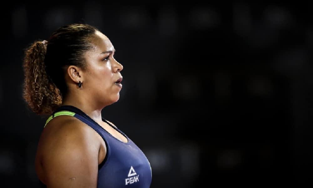 Jaqueline Ferreira - levantamento de peso feminino - Olimpíada de Tóquio 2020