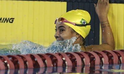 Laila Suzigan Natação Paralímpico