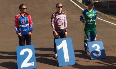 Priscilla Stevaux vence os Jogos Regionais