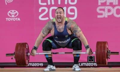 Fernando Reis confirma tri campeonato em Jogos Pan-Americanos