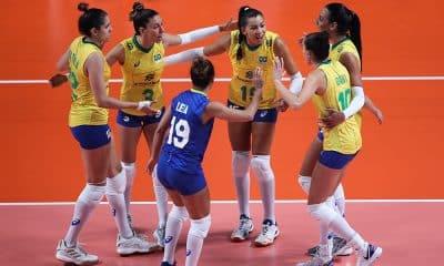 Brasil vence Polônia pela Liga das Nações