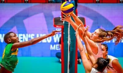 Seleção de vôlei feminino no Mundial Sub-20