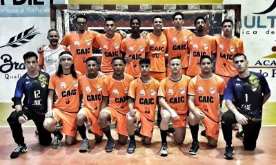 Piauí no Brasileiro Juvenil de Handebol