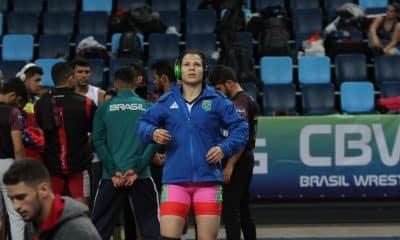 Lais Nunes está na convocação do Pan-americano de wrestling no Canadá
