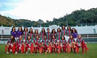 Fluminense no Brasileiro Sub-18 Futebol feminino