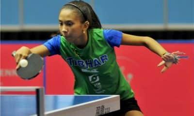 Giulia Takahashi, do tênis de mesa