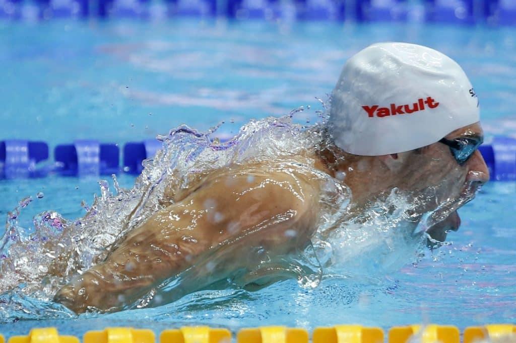 200m borboleta masculino - Natação - Jogos Olímpicos Tóquio 2020- Olimpíada